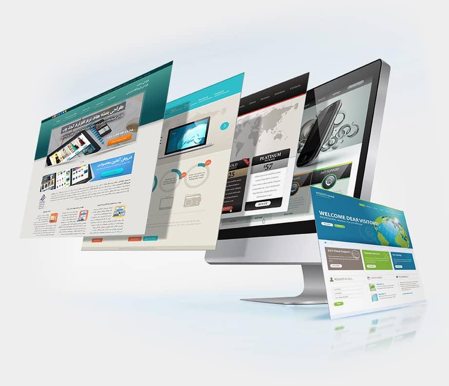 طراحی سایت فروشگاهی با پنل مدیریت پیشرفته